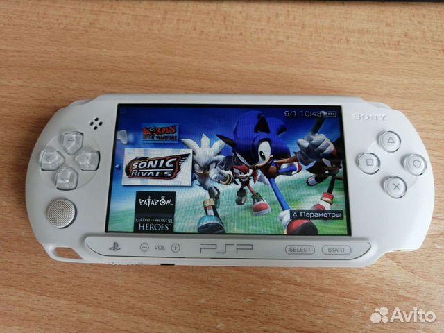 Sony PSP 10 игр на ней  89090439393 купить 9