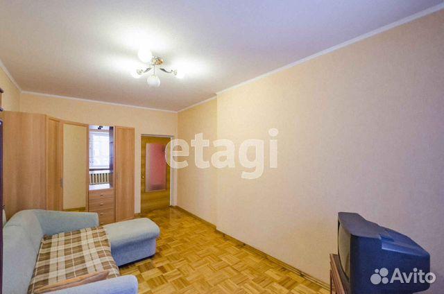 1-к квартира, 35.3 м², 2/6 эт.