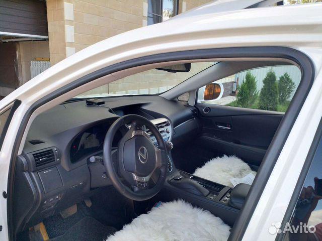 Lexus RX, 2013  89092683607 купить 8