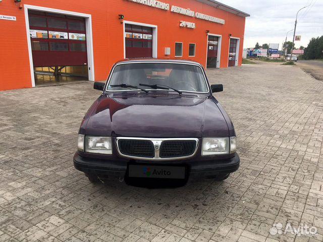 ГАЗ 3110 Волга, 2000  89062953415 купить 1