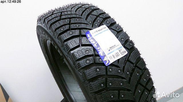 Шины зимние 285/60 R18 Michelin X-Ice North 4  89298181890 купить 3