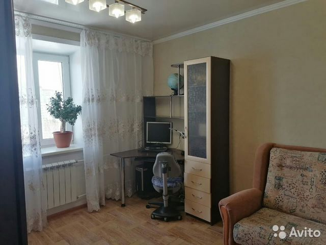 1-room apartment 33 m2, 9/9 FL.  89039954633 buy 3