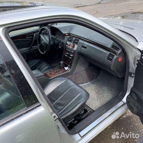 Mercedes-Benz E-класс, 2001  89062928988 купить 9