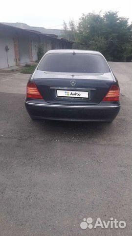 Mercedes-Benz S-класс, 2003  89624908331 купить 2
