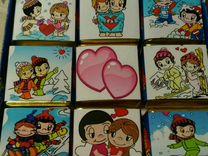 "Коробочка конфет ""Love is."""