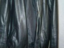 Куртка экко кожа