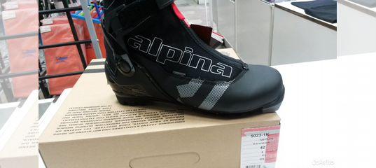 ca500d39 Лыжные ботинки NNN Альпина купить в Санкт-Петербурге на Avito — Объявления  на сайте Авито