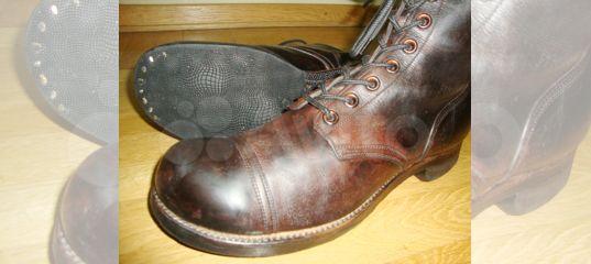 470fd7b06 Американские ботинки made in USA 1957г. 47 размер купить в Москве на Avito  — Объявления на сайте Авито