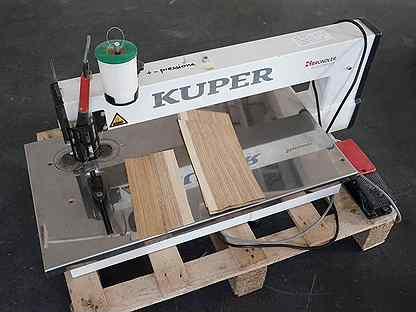 Станок для сшивки шпона kuper FWM 630