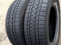 Две летние шины Bridgestone hl 245/65/17