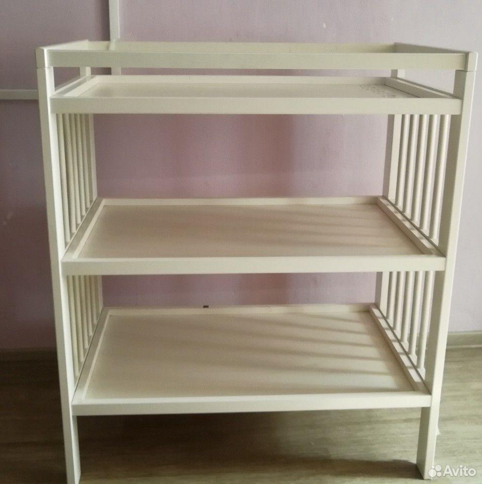 Столик пеленальный, этажерка  89029849600 купить 2