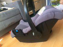 Автомобильное кресло автолюлька Siger