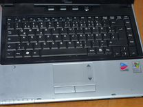 Ноутбук fujitsu m7405 разбор