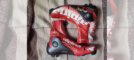 Лыжные ботинки alpina elite 2.0 skate