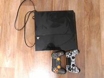 Игровая приставка Sony Playstation 4