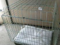 Клетка для кошки