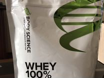 Протеин body science whey 100