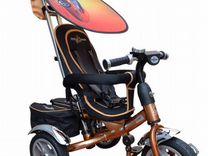 Трехколесный велосипед Funny Jagua Lexus Trike Vip