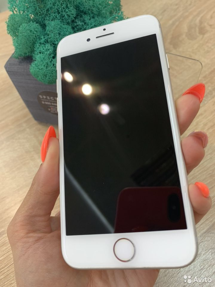 iPhone 7 Silver 32Gb Original  89527999199 купить 2