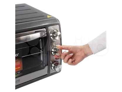 Мини-печь Endever Danko 6020, мощность 1400 Вт, объем 22 л, температура до 250 градусов