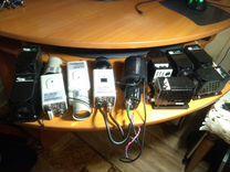Видеокамеры разных производителей