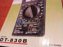 Мультиметр DT 830B с зумом