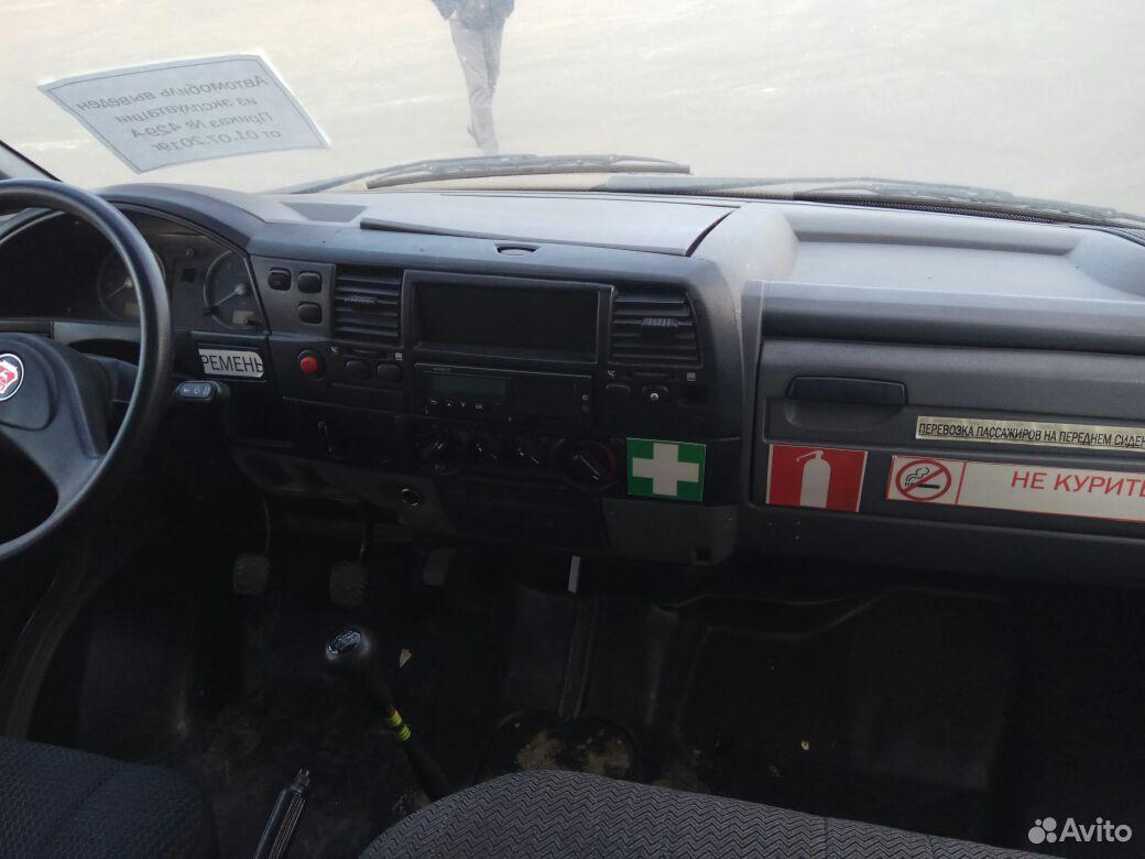 Микроавтобус газ 32213  89091930278 купить 8