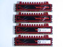 DDR3 G.Skill 4*4Gb 1600MHz