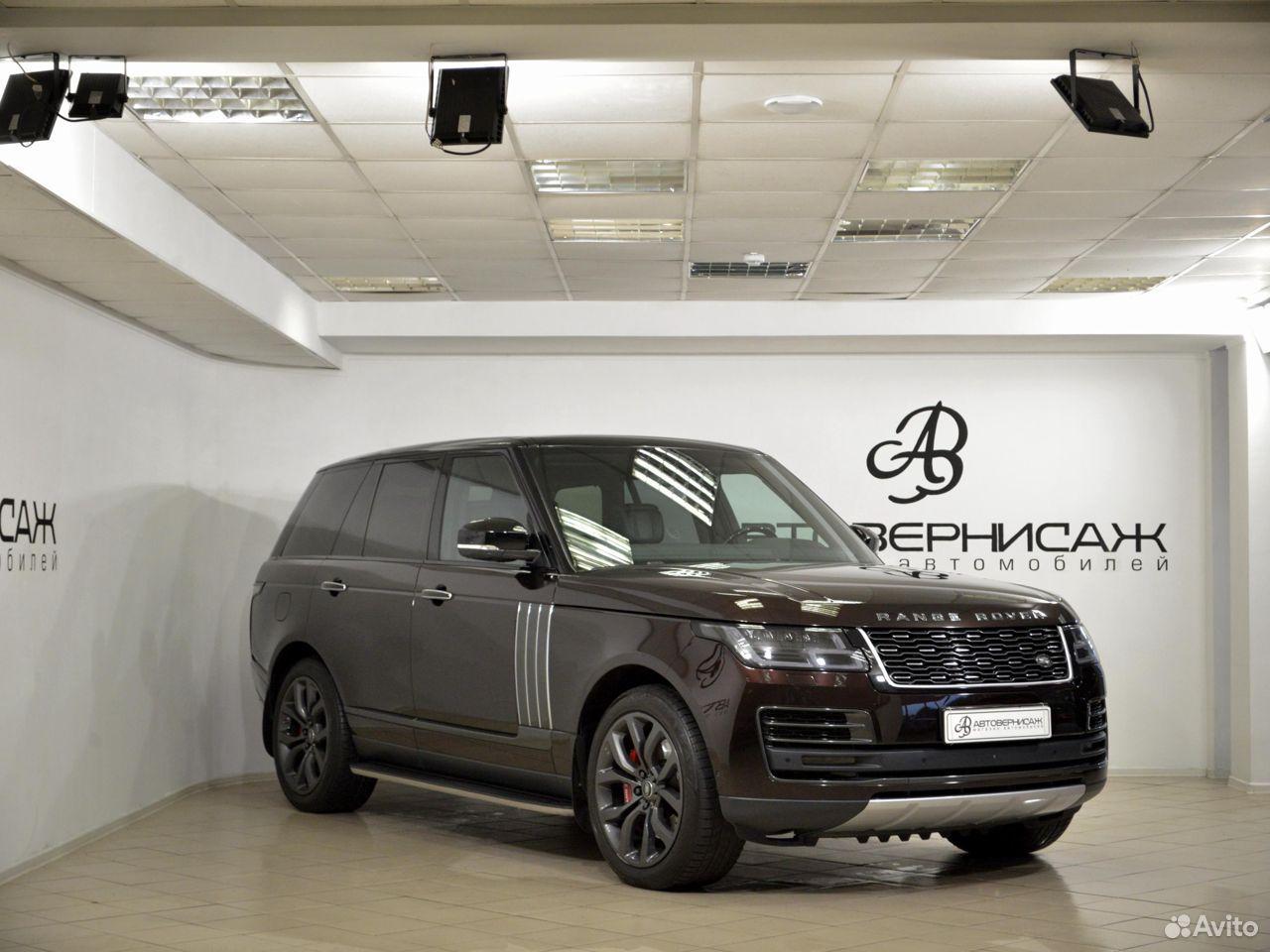 Land Rover Range Rover, 2018  88126048925 купить 2