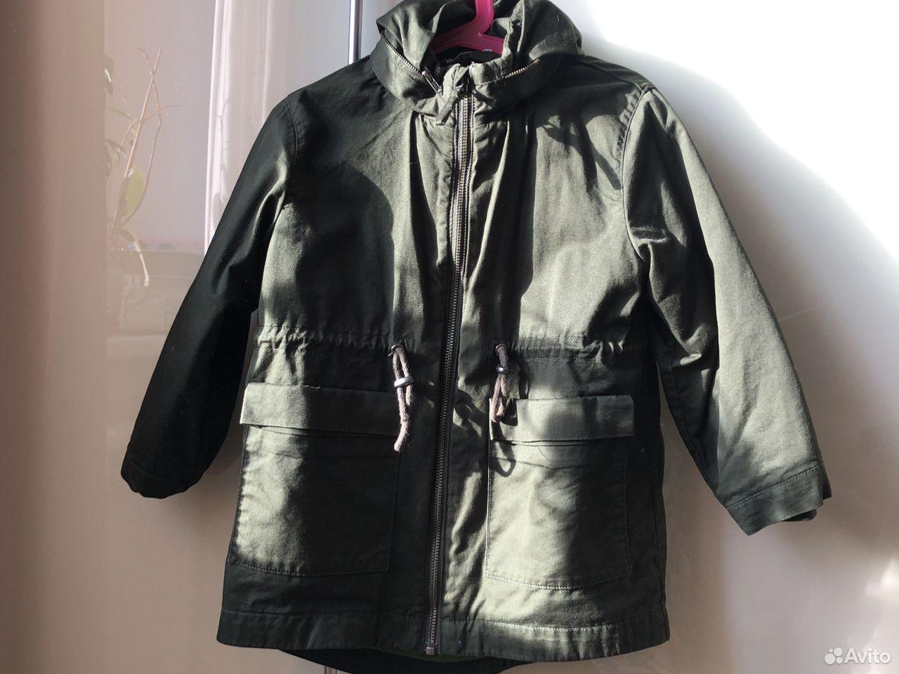 Куртка с пристегивающимся подкладом Cos  89091119555 купить 1