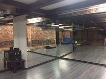 Зеркала для фитнес центров и танцевальных студий Ш