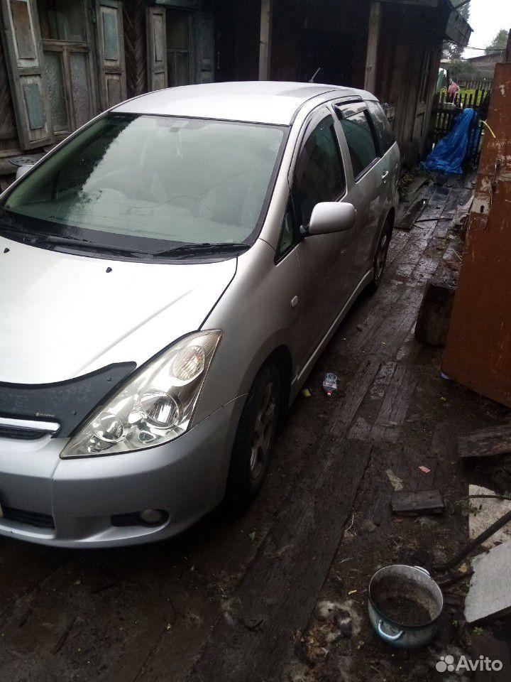 Toyota Wish, 2003  89501293631 купить 1