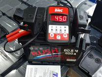 Аккумулятор 60 Ач rush 450А прямая. полярность