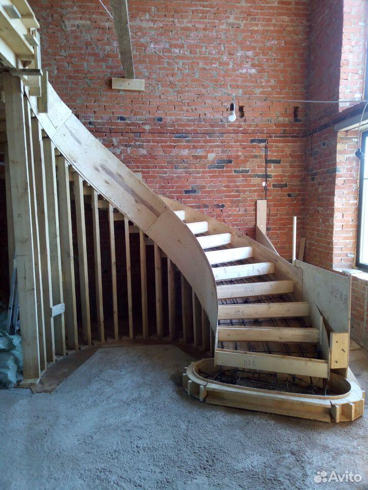 Заливка монолитных лестниц  89288668660 купить 9