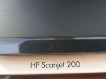 Сканер цветной HP scanjet200