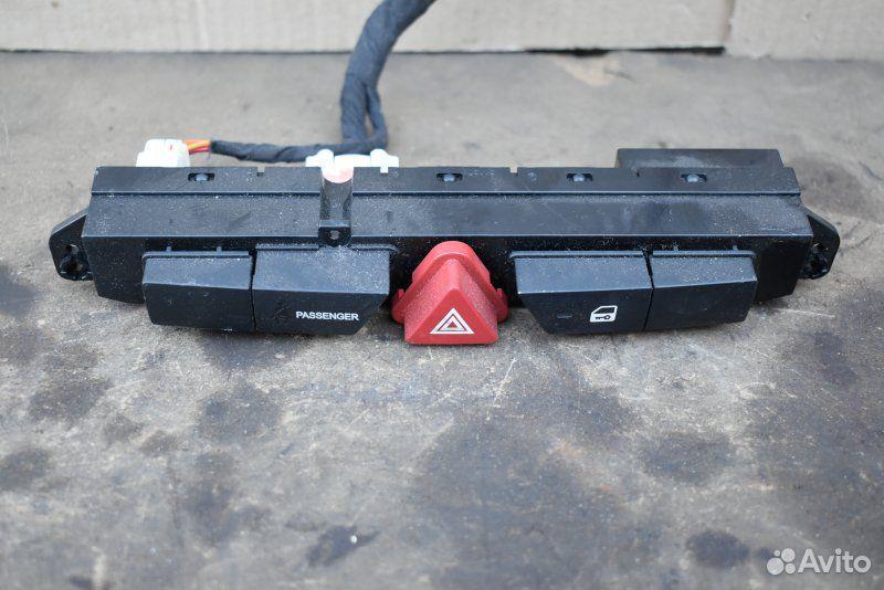 Кнопка аварийной сигнализации Kia Ceed 1 поколение  89307139175 купить 5