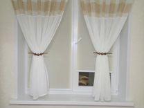 Новые шторы для кухни