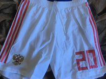 Шорты сборной России Adidas