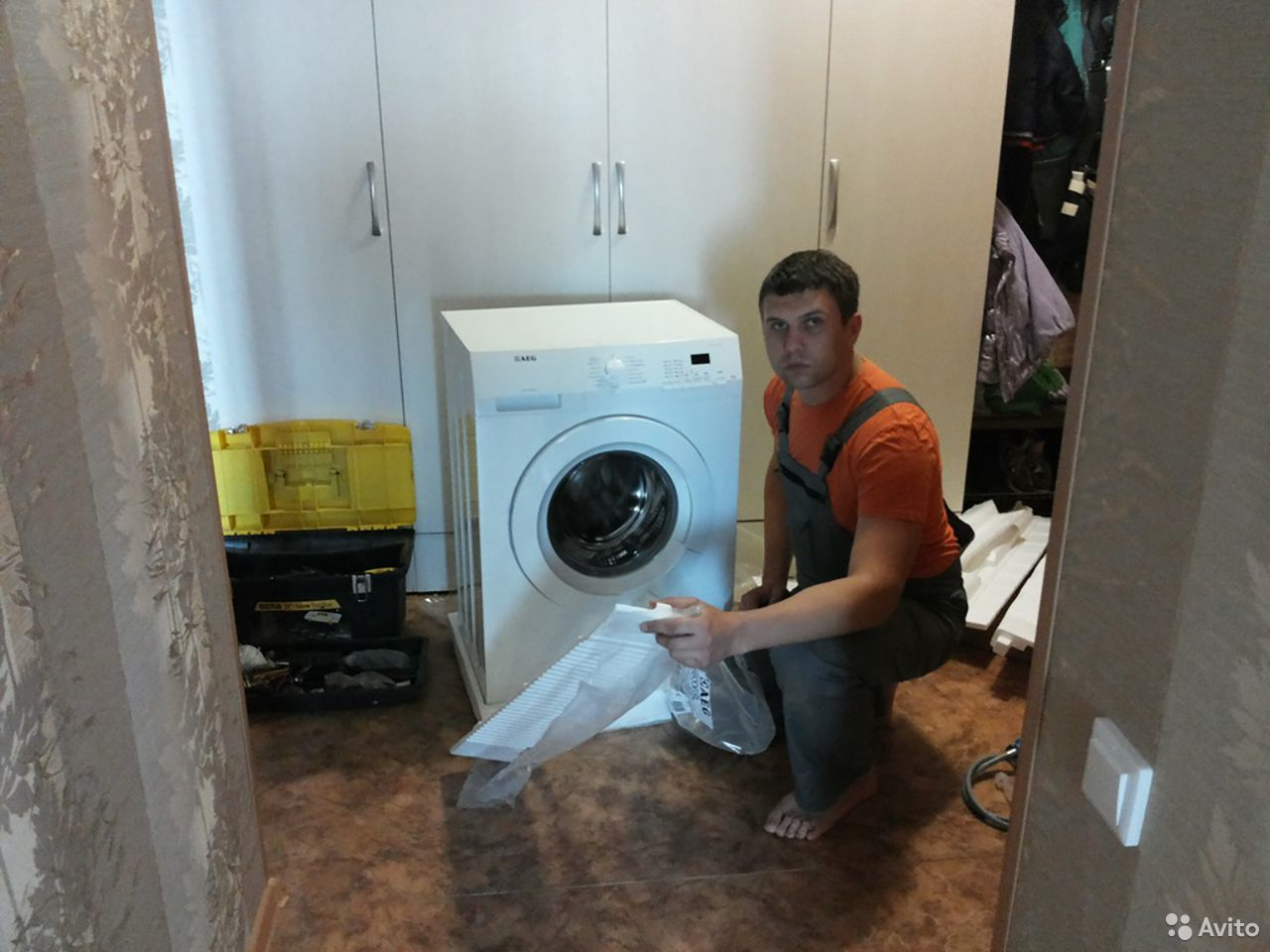 Ремонт стиральных машин  89643915712 купить 1
