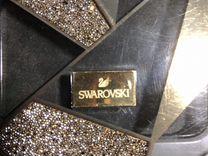 Чехол Swarovski на айфон X