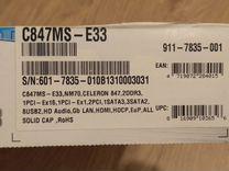 MSI C847MS-E33 Материнская плата