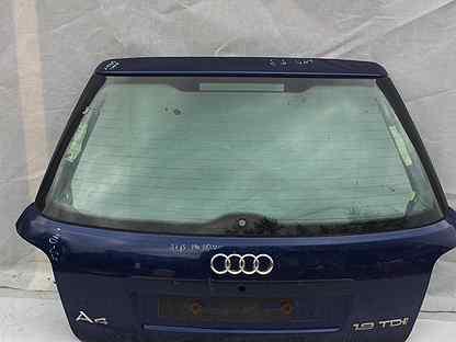 Дверь багажника пятая Audi A4 B5 Avant универсал с
