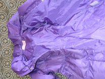 Куртка для девочки 110 см