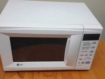 Микроволновая печь lg сенсорная 700ватт