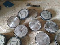 Продам колпаки литых дисков на саманд