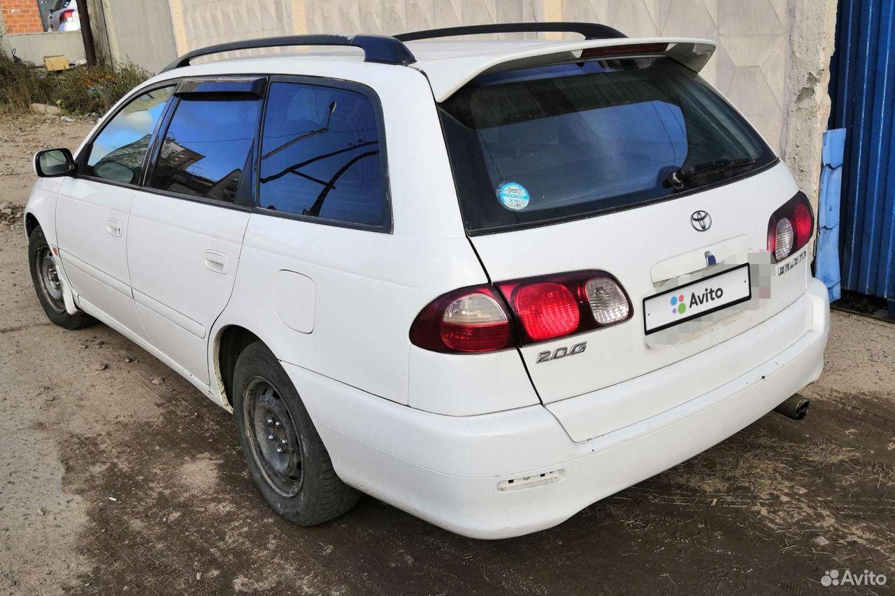 Toyota Caldina, 1999  89681482151 купить 2
