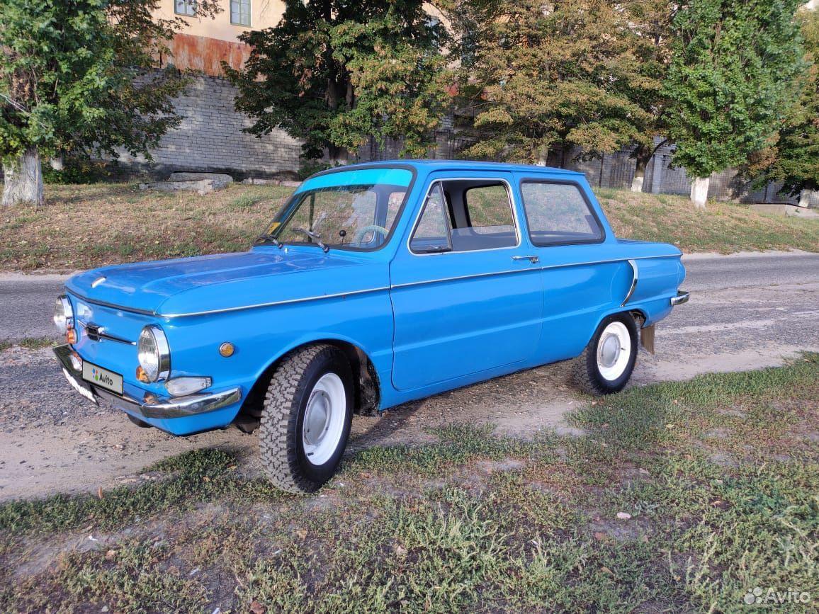 ЗАЗ 968 Запорожец, 1978  89051595952 купить 7