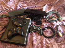 Xbox 360 120 gb прошитый