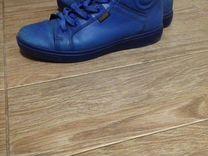 Ботинки Ecco весна-осень. Мужские. Размер 40. Немн