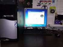 Компьютер 3 ядра 3 гига 500гб 1гбвидео
